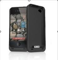 China 1900mAh External Backup Battery Charger Case Cover Power bank For iPhone 4 4G 4S       on sale