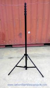 China manportable carbon antenna mast on sale