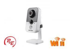 China H.264 Network Security Camera HD IP Cube Network Camera English Language on sale