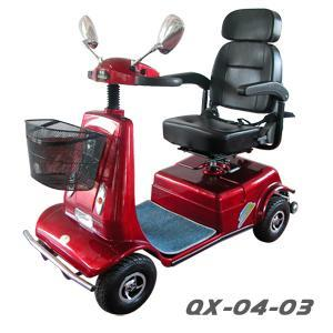 China Electric scooter,disabled scooter QX-04-03 on sale