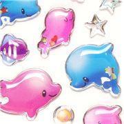 China crystal epoxy sticker on sale