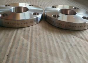 China Forged Slip On Fittings And Flanges Carbon Steel / Stainless Steel / Cu Ni on sale