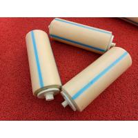 Nylon Conveyor Rollers Corrosive Resistant Used for Fertilizer Industries