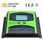 30A PWM Solar Charge Controller Smart LCD 12V/24V Auto Charge controller ZUNAU CY2430