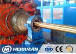 RTP Composite Pipeline Steel Wire Reinforced  Plane Type Winding Machine With Tension Control