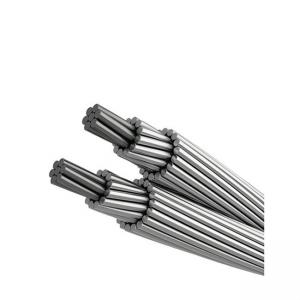 China 1350-h19 Factory Cable aluminum conductor steel reinforced acsr conductor on sale