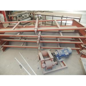 China Chicken farm clear dung machine on sale