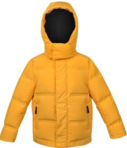 China Lightweight Baby Boy Down Coat , Windproof Hooded Childrens Down Jackets on sale