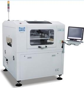 China full automatic solder paste printer on sale