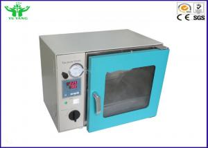 China Laboratory High Temperature Vacuum Drying Oven With Touch Screen Control -0.1MPa on sale