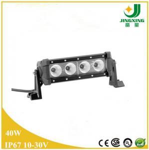 China High qualty LED Light bar Cree 40W, ATV LED light Cree, Cree LED driving light on sale
