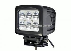 China 5400 LM 60W Cree LED Work Light / Off Road LED Flood Spot Light Pure White on sale