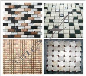 China Mosaic Tiles china marble, Used for toilet metope ground hall balcony on sale