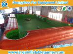 7.8*4.8m PVC Tarpaulin Inflatable Playground Billiards Football Portable Table Snooker