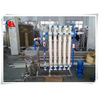 Easy Operation Water Purification Machine For Mineral Water Production Line