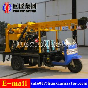China XYC-200A Vehicle-mounted Portable Water Well Drill Equipment For Sale on sale
