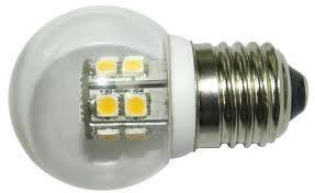 China 3W Dimmable E14 LED Bulb With 130lm Luminous Flux Dimmable LED Bulbs Use For General Light on sale