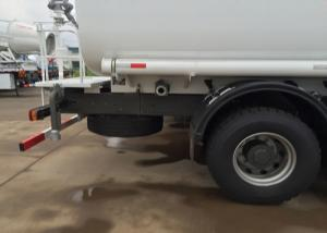 6000 Gallon Water Tank Truck Hydraulically Operated Air