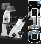 Trinocular Inverted Biological Microscope LWD Infinity Plan Phase Contrast Objectives
