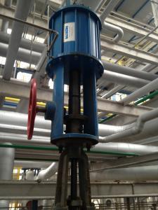 China Multifunctional Pneumatic Linear Actuator / Air Motor Actuator Long Life Service on sale