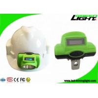 All-in-one Structure ABS+PC Material LED Mining Lights 3.7V 6.8Ah Battery Pack with OLED Screen
