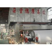 High Grade Copy Paper Making Machine Environmental Friendly Produce Paper Sheet