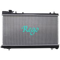 2006 - 2008 Subaru Forester Car Radiator Replacement 2.5L H4 1 Row High Performance