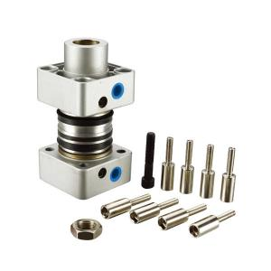 China Square Cover Pneumatic Cylinder Kit , SI Air Cylinder Kit With Bore 32mm - 320mm on sale