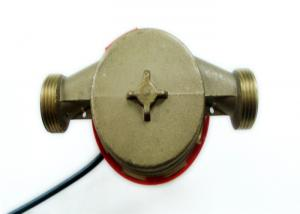 China Residential Dry Dial Remote Reading Water Meter Single Jet for Hot Water LXSC on sale