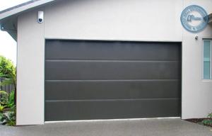 China Sliding Sectional Overhead Garage Door  on sale