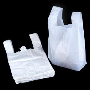 China Portable Small Biodegradable Compost Bags , Eco Friendly Plastic Bags on sale