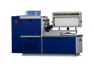 China 7.5KW 50 / 60HZ auto Electrical fuel pump test bench , fuel injection pump tester on sale
