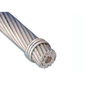 China IEC61089 ACSR Bare Overhead Conductors , Overhead Electrical Conductors on sale