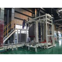 El vidrio/las latas embotella las empaquetadoras automatizadas para la cadena de producción embotelladoa