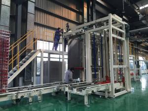 China Glass / Cans Bottles Automated Packaging Machines for Bottling Production Line on sale