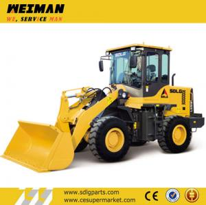 China Best Brand 3 ton payLoader SDLG LG936L with pilot control and air conditioner on sale
