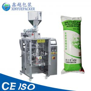 China Stable Operation Automatic Sauce Packing Machine Pneumatic Type CE Approved on sale