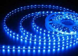 China 7.2w Color Changing Waterproof Led Strip Lights 1000mm 12v Indoor For Home on sale