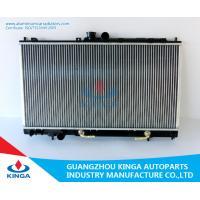 Auto Spare Parts Aluminium Car Radiators For MITSUBISHI LANCER