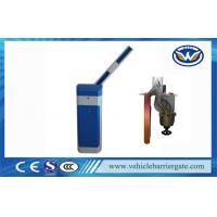 3S / 6S Powder Coating car barrier gate Operator for School , Hospital