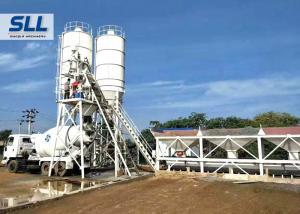 Hzs50 Ready Mix Batching Plant Ready Mix Concrete Plant Without