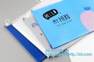 China PVC PP OPP PE LDPE slider bag, PP slider bag / PP zip seal bag, pp material slider zipper plastic grape protection bag on sale