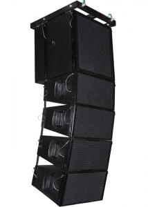 China 800W Line Array Speaker 2x10+1.4 For Concert , Living Event And Installation on sale