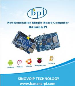China Banana PI 1G ddr3 support Raspberry PI ,android,linux,Cubieboard on sale