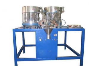 China Semi automatic vibration plate counting packing machine  SJ-60TG on sale