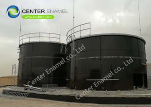 China Glass Lined Steel Anaerobic Digestion Tank With Customized Tank on sale