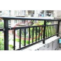 Rustproof Fast Assembly Art Steel Porch Fences