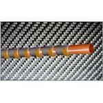 ガラス繊維の棒 20 のフィート/グラス ファイバーの携帯用アンテナをはめ込んでセクションをマストを立てって下さい