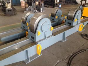 China 500 Ton Heavy Weight welding turning rolls Bolt Adjustment on sale