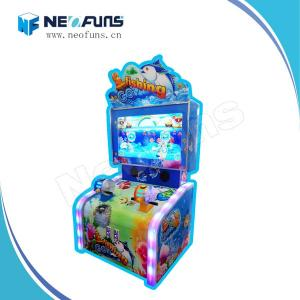 China Go Fishing Redemption Game Machine NF-R77A,Kids Shooting Game Machine,High Quality Amusement Park Supplies on sale
